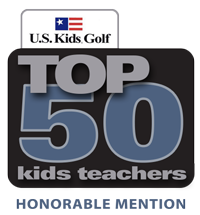 US Kids Golf Top 50 Instructor